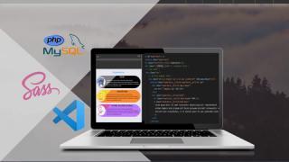 یودمی _ آموزش وب مدرن Bootcamp، طراحی با PHP، SASS، CSS-GRID و FLEX (با زیرنویس)