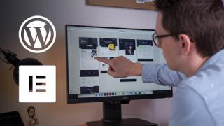 یودمی _ آموزش Elementor: نحوه ساختن یک وب سایت وردپرس در Elementor 2020 (با زیرنویس)
